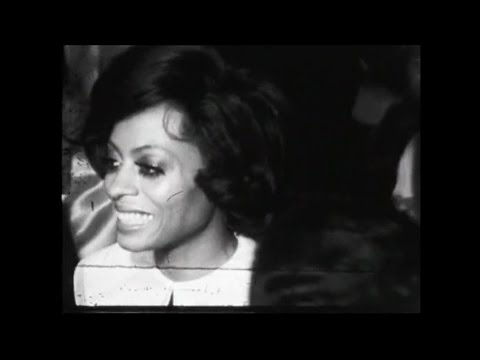 Diana Ross The 1973 26th Cannes Film Festival Complete Part 1 in Cannes, France