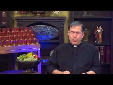 Fr. Frank is at CPAC so there will be no Mass today. Let's pray the Rosary.
