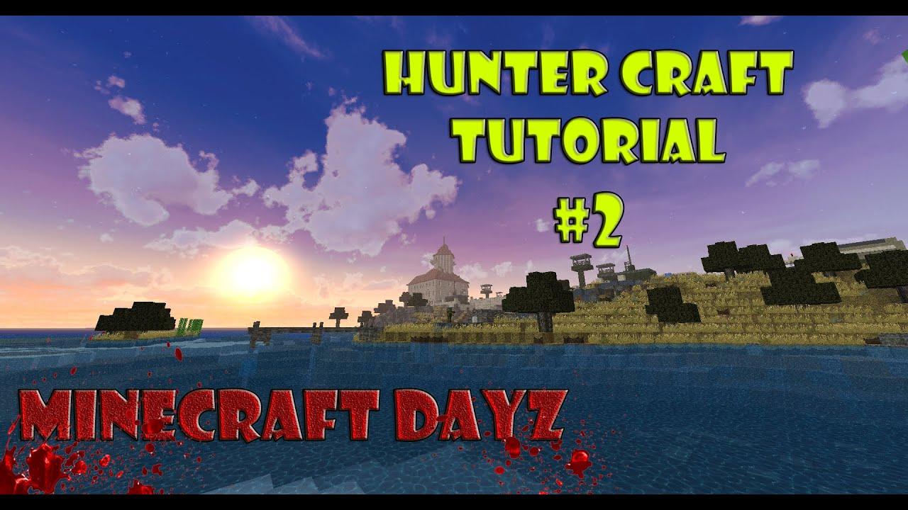 Tutorials HunterCraft | Minecraft DayZ #2 Тюрьма - YouTube