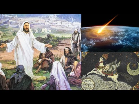 Jesus Strongly Warns Us to Avoid the Islamic False Prophet