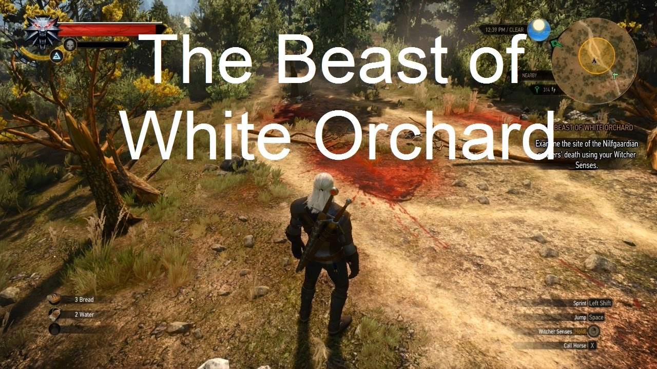 Examine the Site of the Soldiers' Death – The Beast of White