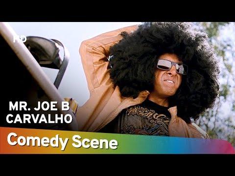 Mr Joe B. Carvalho - Javed Jaffrey - Hit Comedy Scene - Shemaroo Bollywood Comedy