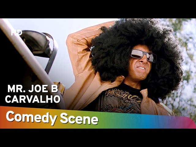 Mr Joe B. Carvalho - Javed Jaffrey - Hit Comedy Scene - Shemaroo Bollywood Comedy