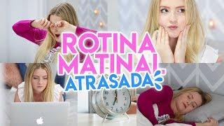 ATRASADA PARA A ESCOLA!!! Make, Look, truques matinais e + ‹ Morgana Santana ›