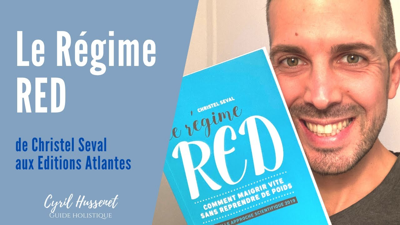 """Livre - """"Le régime RED"""""""