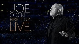 Joe Cocker: Fire it Up Live (Cologne, 2013)(Tracklist: 01. I Come In Peace 02. Feelin' Alright [00:04:44] 03. The Letter [00:09:27] 04. When The Night Comes [00:15:14] 05. You Love Me Back [00:20:34] 06., 2013-12-18T01:06:25.000Z)