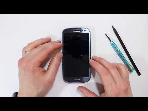 Samsung Galaxy S3 Sprint SPH-L710 Teardown - Complete Disassembly