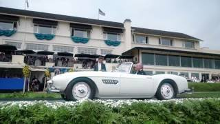 2016 Pebble Beach Concours D'Elegance Highlights