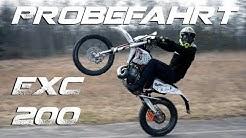 ✅ Probefahrt EXC 200 ✅ 2-Takt hype ✅ Gute Enduro Alternative ✅