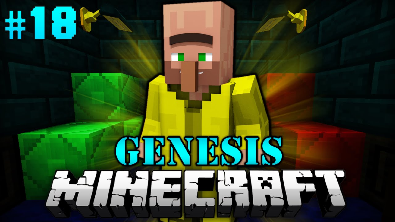 GABE\'s CASINO - Minecraft Genesis #018 [Deutsch/HD] - YouTube