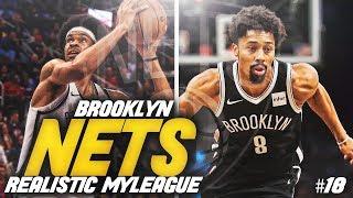 INSANE OFFSEASON TRADES!!  NBA 2K19 BROOKLYN NETS REALISTIC MYGM #18