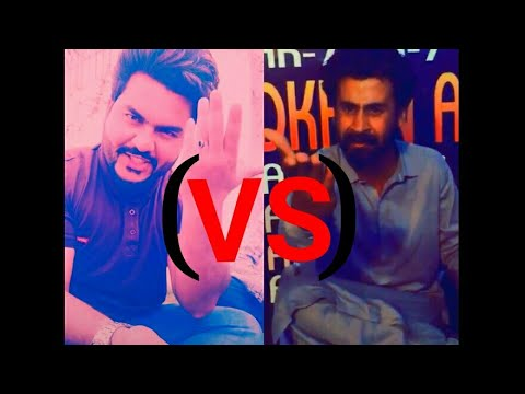 Ahad Khan Ak 7 Vs Sami 345 Sad Shayari Vs Funny Shayari Tiktok Videos