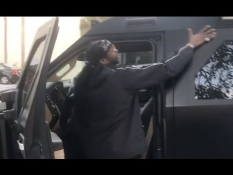 "2 Chainz ""Drops $2M On Armored Truck After Young Dolph Gets Shot At"""