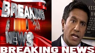 Sanjay Gupta calls out doctor over Trump's 'excellent' health  'He has evidence of heart disease a