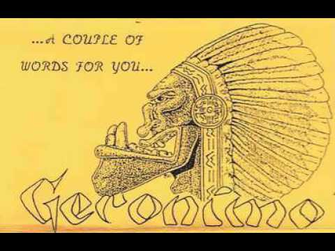 GERONIMO (denmark) ´´..a couple of words for you...´´ demo 1989