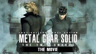 メタルギアソリッド HD THE MOVIE ザ・ツインスネークス 【日本語吹き替え】 thumbnail