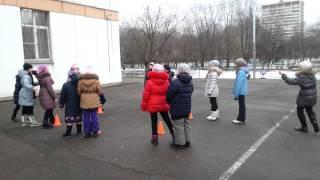 Подвижные игры в начальной школе.