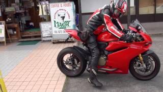 AKRAPOVICサウンドを聞け YAMAHA YZF-R1 2016 Ducati Superbike 1299 Panigale S ヤマハ・YZF-R1 アクラボビッチ