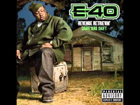 E-40 - Don't Try This At Home Ft. Philthy Rich & Stevie Joe (Graveyard Shift)