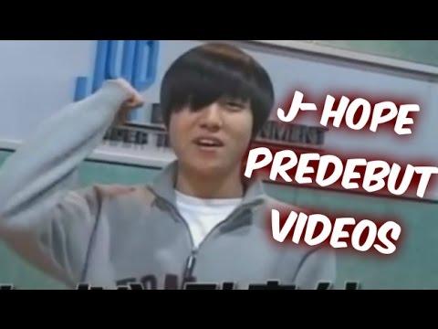 J Hope Predebut