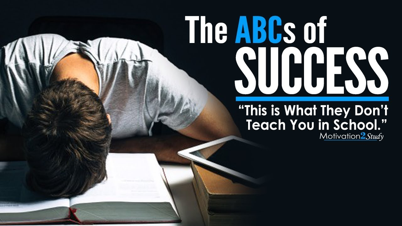 a study of success Bible study basics how should a christian view success to see the opportunities for success why we're afraid to succeed.