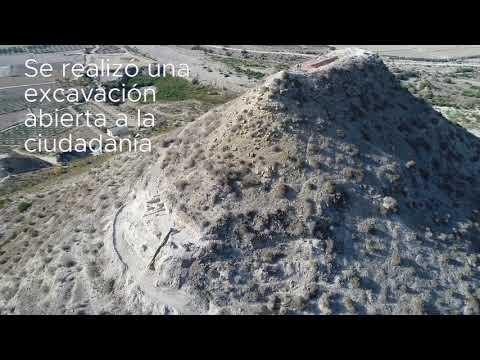 Excavación arqueológica de Mojácar la Vieja