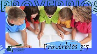 UCP APRESENTA: Provérbios 3:5