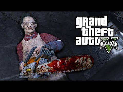 THE PURGE!!! (GTA 5 Mods)