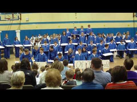 Hallelujah - St Mikes 6th Grade Syllable Chorus