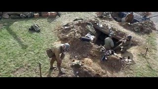 E Company - 2nd Battalion - 16th Infantry Regiment - WW2 Film - The BIG Red One D-Day 4K HD