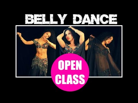 Belly dance open class: Turkish moves and combos