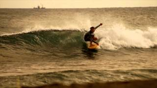 Poison Sessions. Murcia surf longboard.