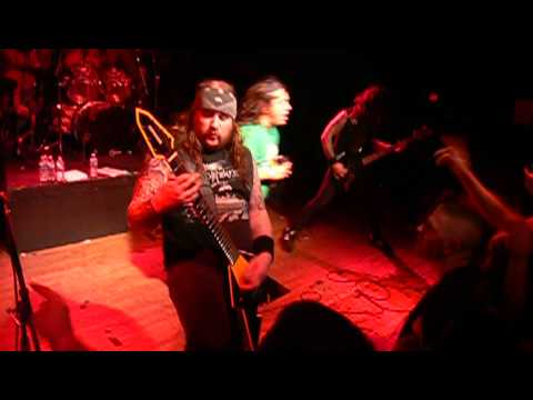 Municipal Waste - Beer Pressure live 26 October 2012 mp3