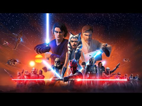 Звездные войны мультфильм пробуждение силы