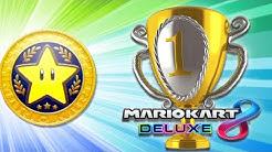 Schreierei beim Sterne-Cup - Mario Kart 8 Deluxe 2. Meisterschaft  #2