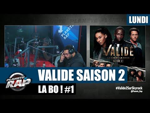 Youtube: Planète Rap –«Validé» Saison 2 avec Sam's, Saïdou Camara, Rachid Guellaz, Gazo… #Lundi