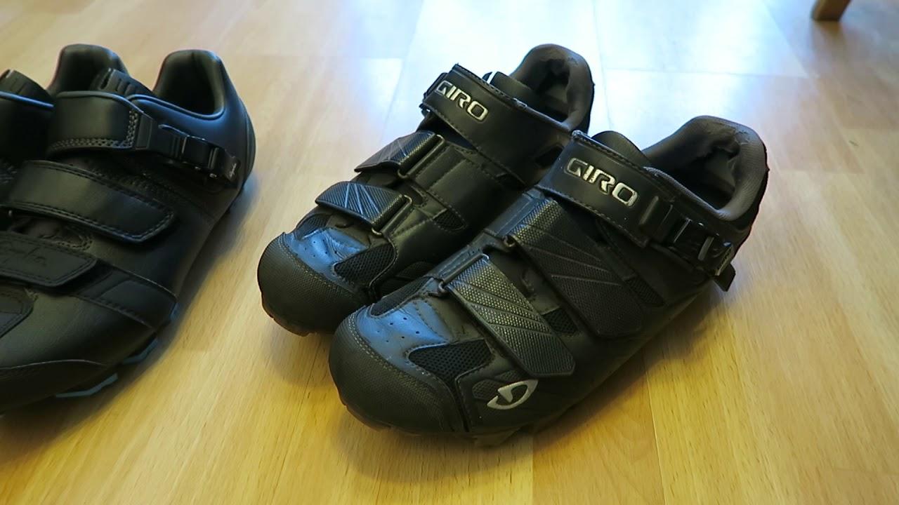 8f2c5e4393 Rapha Cyclo cross shoe review - YouTube