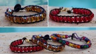 Summer DIY #2 : Bracelets perlés ! Thumbnail