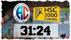 HC Erlangen gegen HSC 2000 Coburg - 17.10.2015 | SVP Media