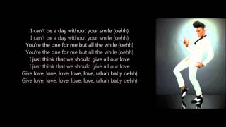 Janelle Monáe - Can't Live Without Your Love (lyrics)