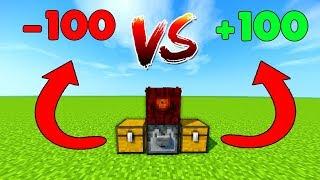 ŞANSLI DÜĞMELER 102 ŞANS BLOKLARI - Minecraft