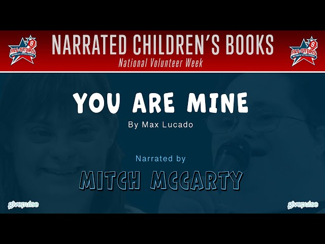 You Are Mine narrated by Mitch McCarty