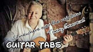 Somewhere over the rainbow - Tommy Emmanuel | guitar tabs fingerstyle