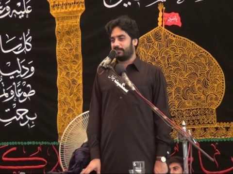 Zakir Waseem Abbas Baloch - Masaib of Shahzada Ali Akbar