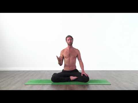 Sitali Pranayama Breathing from YOGATEKET