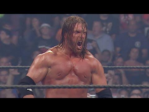 Triple H vs. Booker T: SummerSlam 2007