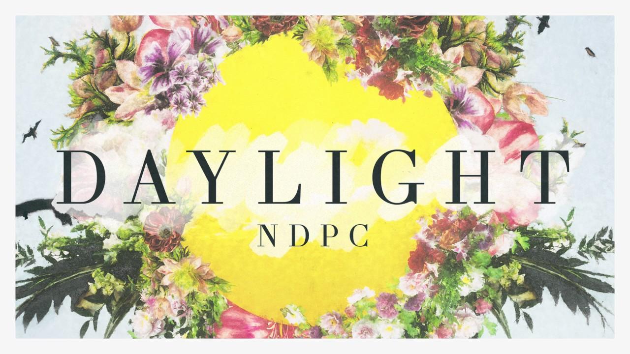 Ndpc Daylight Cover Art Ultra Music Youtube