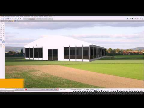 easyRAUM 3D CAD Event Software - 3D Event-Planning-Software