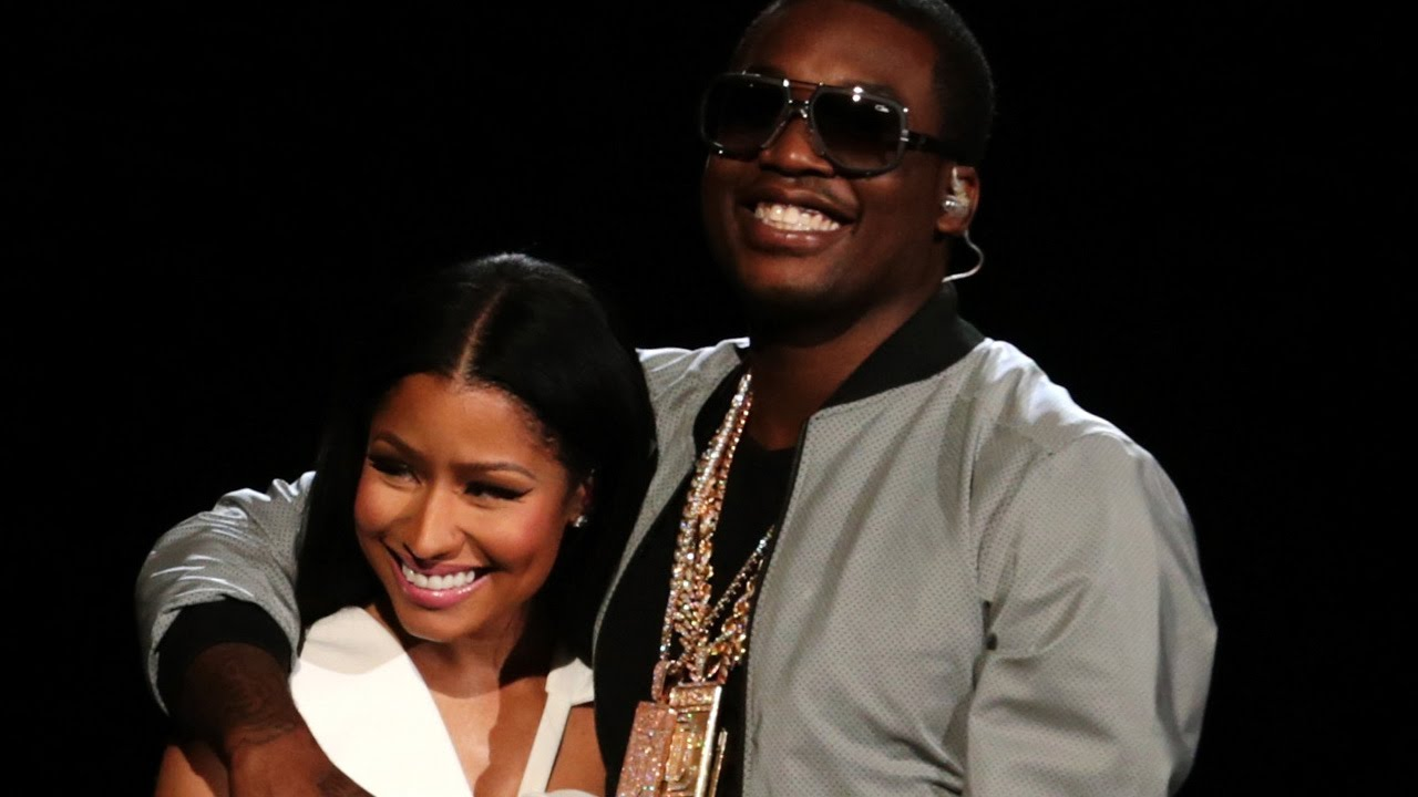 Nicki Minaj Calls Meek Mill Her BABY DADDY - VIDEO - YouTube