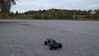 Castle 1415 2400kv motor ll Traxxas Slash 2WD